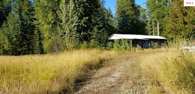 Sandpoint Single Family Home For Sale: 3370 N Kootenai Road