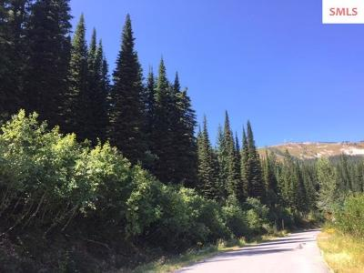 Mountainside, Schweitzer Residential Lots & Land For Sale: Nna Crystal Springs