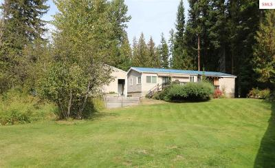 Priest Lake, Priest River Single Family Home For Sale: 362 Williams Dr
