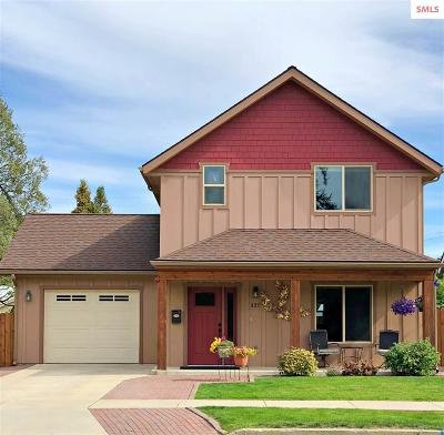 Sandpoint Single Family Home Contingent W/Bump Clause: 421 S Ella