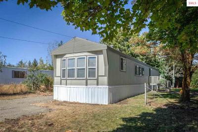 Post Falls Single Family Home Contingent W/Bump Clause: 3645 W Elk Dr