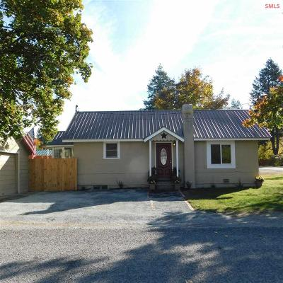 Priest River Single Family Home For Sale: 173 6th St