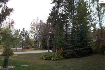 Sandpoint Residential Lots & Land For Sale: C-3 Joshua Court