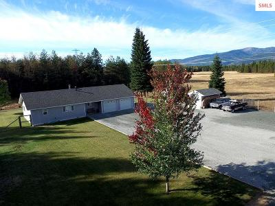 Sandpoint Single Family Home For Sale: 18 Reload Road