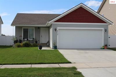 Post Falls Single Family Home For Sale: 8139 Scotsworth St