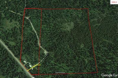 Bonners Ferry Residential Lots & Land For Sale: 37 Balsam Rd.