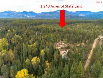 Priest River Residential Lots & Land For Sale: 280 Apocalypse Dr.
