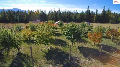 Bonners Ferry Residential Lots & Land For Sale: Nna Cottage Lane