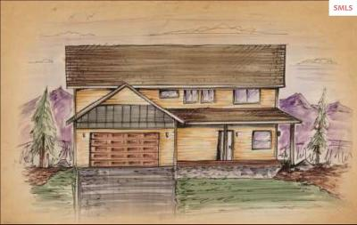 Rathdrum Single Family Home For Sale: L2b5 N Massif Rd