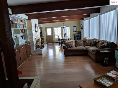 Bonner County, Boundary County, Kootenai County Single Family Home For Sale: 6537 Jefferson Street