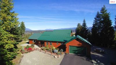 Bonners Ferry Single Family Home For Sale: 125 Cottage Lane