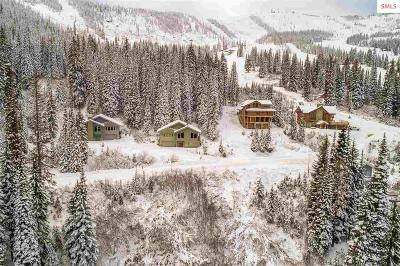 Mountainside, Schweitzer Residential Lots & Land For Sale: Nna Crystal Springs Rd.