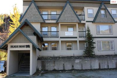Sandpoint Condo/Townhouse For Sale: 461 Northwest Passage Unit 101