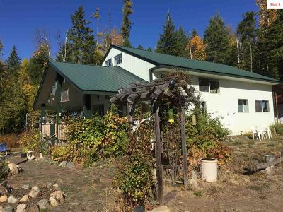 Sandpoint Single Family Home For Sale: 224 Namaste Path
