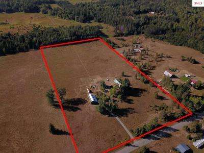 Sandpoint Single Family Home For Sale: 391 NE Grouse Creek Cutoff