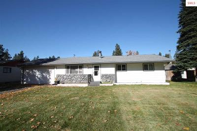 Post Falls Single Family Home For Sale: 609 E 10th Ave