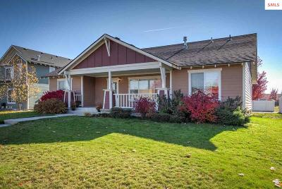 Rathdrum Single Family Home For Sale: 6616 W Soldier Creek Avenue