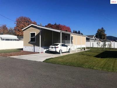 Coeur D'alene Single Family Home For Sale: 3520 Pj Lane