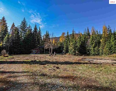 Sandpoint Residential Lots & Land For Sale: 887 Cindy Lane