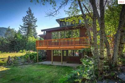 Hope Single Family Home Contingent W/Bump Clause: 1722 Trestle Creek Rd