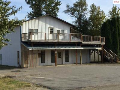 Sagle Single Family Home For Sale: 70 Walker Way