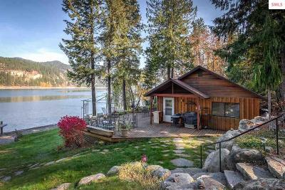 Priest River Single Family Home For Sale: 177 Erics Haven