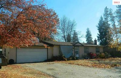 Bonner County, Kootenai County, Pend Oreille County Single Family Home For Sale: 347 Kluth Street