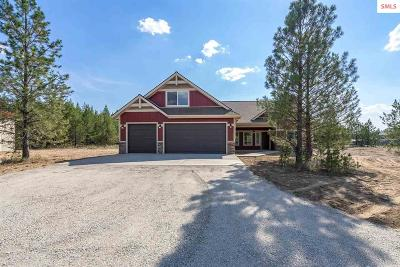 Rathdrum Single Family Home For Sale: L3b6 N Massif Rd
