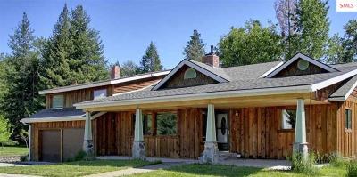 Bonner County, Boundary County, Kootenai County Single Family Home For Sale: 315 Ashlin Court