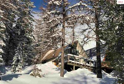 Mountainside, Schweitzer Single Family Home For Sale: 91 Parallel Run