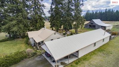 Bonners Ferry ID Single Family Home For Sale: $275,000