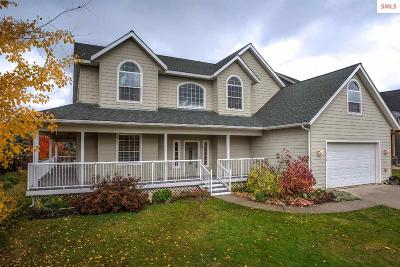 Sandpoint Single Family Home For Sale: 1510 Northshore