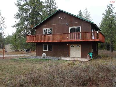 Priest River Single Family Home For Sale: 165 Ediah