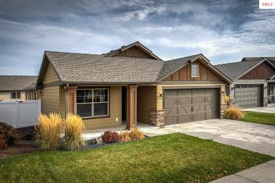 Coeur D'alene Single Family Home For Sale: 7795 N Goodwater Lp