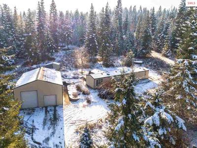 Rathdrum ID Single Family Home For Sale: $275,000