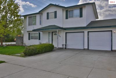 Post Falls Single Family Home For Sale: 805 N Regal