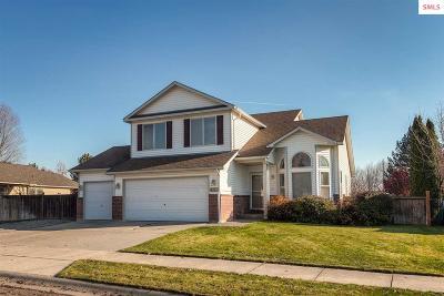 Coeur D'alene ID Single Family Home For Sale: $289,000