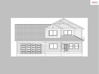 Post Falls Single Family Home For Sale: 824 Ashworth Ln