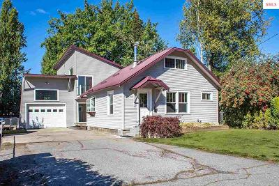 Sandpoint Single Family Home For Sale: 615 N Division