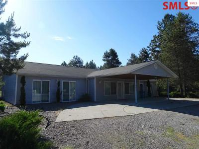 Priest River Single Family Home For Sale: 847 4th Street