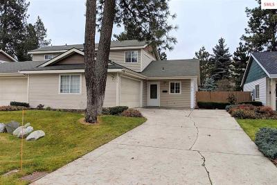 Coeur D'alene Single Family Home For Sale: 314 E Knotty Pine Ln