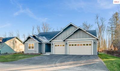 Ponderay Single Family Home For Sale: 104 Dustarr Lane