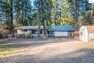 Bonner County, Boundary County, Kootenai County Single Family Home For Sale: 126 Creekside Lane