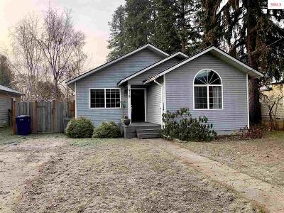 Sandpoint Single Family Home For Sale: 919 Pine St