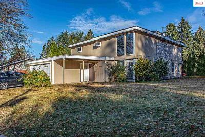 Coeur D'alene Single Family Home For Sale: 2938, 2940 W Fairway Drive