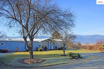 Bonners Ferry Single Family Home For Sale: 6342 Main St #c6