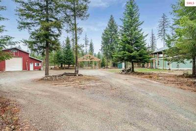 Bonner County, Boundary County, Kootenai County Single Family Home For Sale: 2331 Dufort Rd