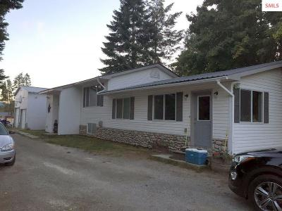 Sandpoint Single Family Home For Sale: 1040 Shingle Mill Road