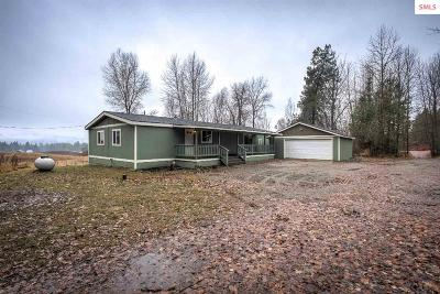 Priest Lake, Priest River Single Family Home For Sale: 1391 Eastside