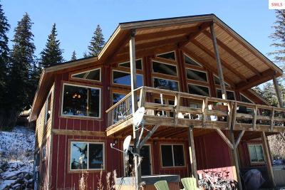 Sandpoint Condo/Townhouse For Sale: 193 Snowplow